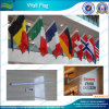 een vlag van de Muur van de Polyester van de Rij Nationale (B-NF14P03009)