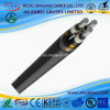 PVC Three Conductor Shielded Cable Power Cable de la potencia MV-90 5kV XLPE/