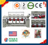 Hoge Productie 4 het Commerciële Borduurwerk Machinem van Hoofden Geschikt voor Vlakke en gebeëindigde van het Kledingstuk Borduurwerk het van GLB, (WY1204C/WY904C)