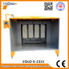Cabine de pulverizador manual do modelo novo com o filtro 4 (colo-2315)