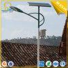 5 años de la garantía los 8m de luz de calle solar 50W-120W con la luz del LED
