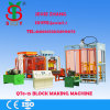 Bloc Qt8-15 formant la machine de bloc concret de machine