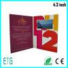 Beste Verkauf LCD-Geschäfts-Video-Broschüre