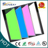 CER und RoHS Certificates DMX Control RGB LED Panel Light