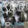 Edelstahl Butterfly Valve in Double Offset /Triple Eccentric