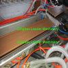 WPC+PE machine de production de profil de coextrusion de deux couches