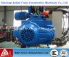 O Double Speed Electric Wire Rope Hoist com Trolley