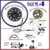 Золотистый набор мотора эпицентра деятельности Ebike расстегая мотора 36V 500W волшебный