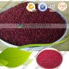 Рис красного цвета порошка риса добавлениям еды красный койевый