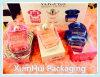 Caja hermosa/colorida/de lujo/de papel/caja plegable/caja del perfume