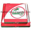 De Doos van de Pizza van de Hoeken van het Sluiten van de hoogste Kwaliteit (PB160624)