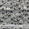 Ткань шнурка простирания флористическая для материала платья (M0361)