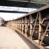 Sistema de transportador de la pipa/dirección sólida del equipo/del bulto de transportador