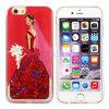 Горяч-Продавать покрашенные чернь вуали плывуна Bridal/iPhone 4/5/6/6plus аргументы за сотового телефона