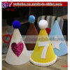 Gewebe-Geburtstagsfeier-Kronen-Dekoration-Feier Partyware Kinder (C1036)