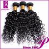 黒い美の供給の製品の波状の巻き毛のインドの毛の拡張