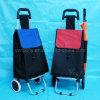 Trole & bagagem práticos do curso com sacos do guarda-chuva