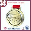 Подгонянный ход марафона награждает медаль сплава цинка/медаль