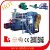 Exportação automática da máquina de fatura de tijolo do vácuo da capacidade elevada a Bolívia