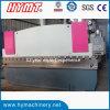 Wc67k-160X3200 tipo simples freio da imprensa hidráulica do controle do CNC