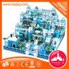 Qualitäts-Würfel-Block kombinierte Innenplastikspielplatz-Plättchen für Verkauf
