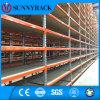 Shelving seletivo de Longspan do armazenamento médio do armazém do dever
