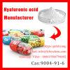 Polvo a granel material químico del ácido hialurónico del grado médico
