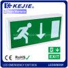 Коробка знака аварийного выхода бортовой стены установленные СИД Kejie одиночные & свет выхода