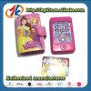 China-Hersteller-nettes Miniplastiktelefon-Spielzeug mit Telefon-Deckel