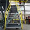 Différentes applications des séries discordantes en acier deux de semelle d'escalier