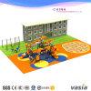 Campo de jogos 2015 ao ar livre de escalada das crianças do tema da fruta de Vasia