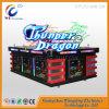 Tabela de jogo dos peixes da arcada da batida do tigre, máquina de jogo dos peixes do tigre que joga para a venda