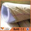 Paneles de malla de alambre de PVC soldado por electroerosión para jaula de conejo
