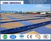 Cimc 63 ' трейлер крена крена Goosenec планшетный Containerk Mafi 120 тонн