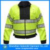 Оптовые люди задействуя куртку дождя полиэфира с лентой 3m отражательной