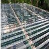 Geschützte Bayer-Polycarbonat-gewölbte Plastikgewächshaus-UVpanels 100%