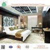 Mobília moderna personalizada de madeira do jogo de quarto do hotel