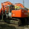Excavatrice hydraulique utilisée par bêcheur utilisée de Hitachi Ex200-3