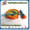 Stuk speelgoed van de Trommel van jonge geitjes het Leuke Plastic met de Microfoon van de niet-Functie