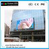 Indicador de diodo emissor de luz ao ar livre elevado do brilho P8 SMD da fortuna de Shenzhen
