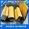 Perfil de alumínio de alumínio anodizado revestimento revestido pó para a porta do indicador
