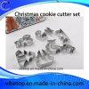El precio bajo modificó el molde de la galleta para requisitos particulares del acero inoxidable con el rectángulo del estaño