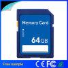 Cartão de alta velocidade 128GB do SD da memória 64GB do preço de fábrica