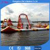 바닷가 또는 호수 팽창식 물 공원 게임 장비