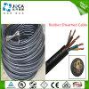 産業残された銅のゴム製適用範囲が広い円形ケーブル