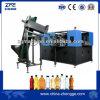 Manual Tipo de botella de plástico automática máquina de soplado Moldeo