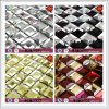 30X30 White Glass Mirror Mosaic for Wall Decoration