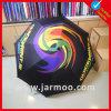 Parasol de golf para publicidad impresa