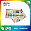 Carte professionnelle personnalisée de couleur d'impression de système
