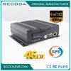 Поддержка Ahd Tvi Cvi автомобиля передвижная DVR FHD 1080P с 4G и GPS
